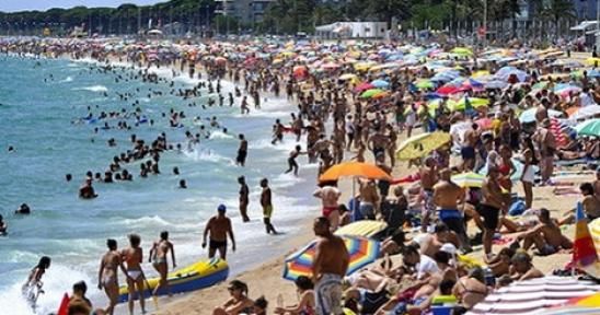 Antalya'yı 2 milyon Turist ziyaret Etti.