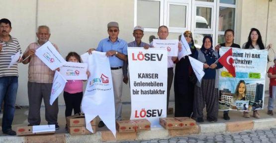 LÖSEV'in Kurban Bayramına Kadar Dağıtım Hedefi Tüm Türkiye'de 30 Bin Aileye Ulaşmak…