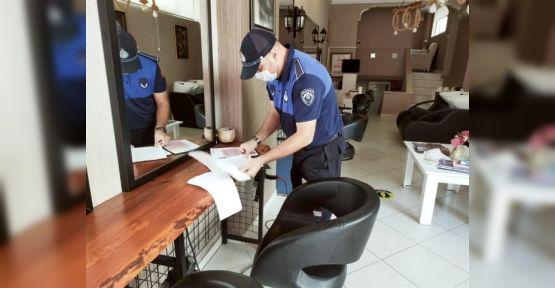 Alanya'da İşletmelere korona virüs cezası