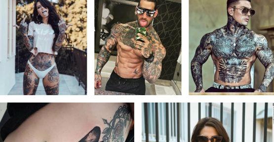 Türkiye'de Tattoo yani Dövme Sektörünün Geldiği durum Nedir?