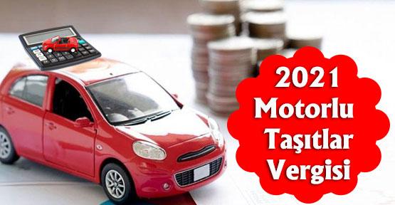 2021 yılından itibaren geçerli olacak, otomobil vergileri belli oldu.