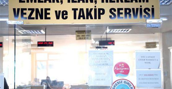 Alanya Belediyesi, Vezneleri Öğlen Arasıda Açık..