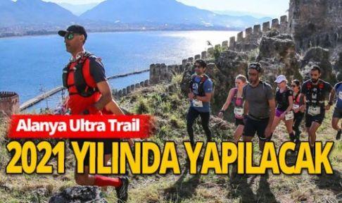 Alanya Ultra Trail 2021 Tarihi Belli Oldu.