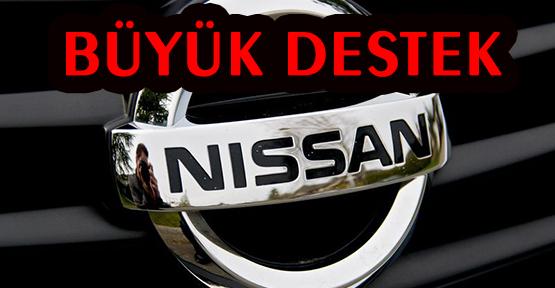 JBIC, ABD satış finansmanı için Nissan'a 2 milyar dolar borç verecek
