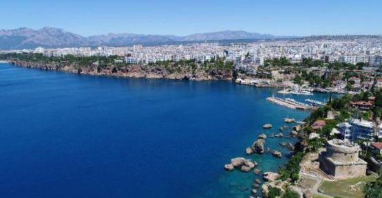 Antalya falezlerinde tehlike Büyük...