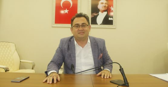Başkan Serkan Küçükkuru CHP'den İstifa Etti