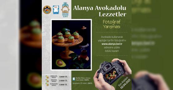 Alanya Belediyesi Alanya Avokadolu Lezzetler Fotoğraf Yarışması