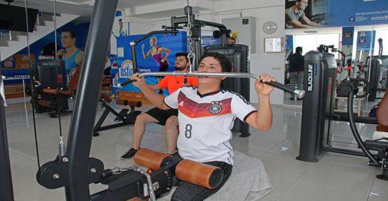 ASFİM'de yeniden spor zamanı