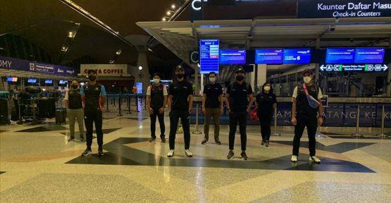 Malezyalı bisiklet takımı Alanya ya Geliyor....