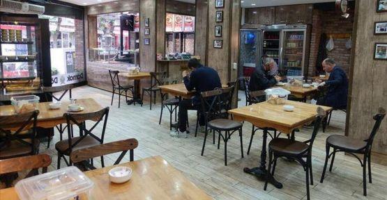 Restoran, kafe ve lokantalara 8 zorunlu önlem