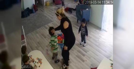 Alanya'da kreşte skandal! Görüntüler ortaya çıktı