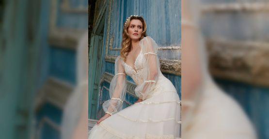 Şebnem Sönmez Wedding Boutique 2021 Gelinlik Koleksiyonunu Tanıttı.