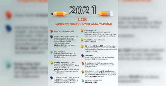 Flaş LGS açıklaması