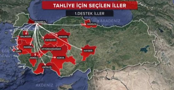 İstanbul için dev hazırlık başladı!