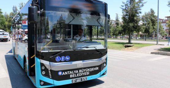 Antalya Ulaşımda yeni hatlar