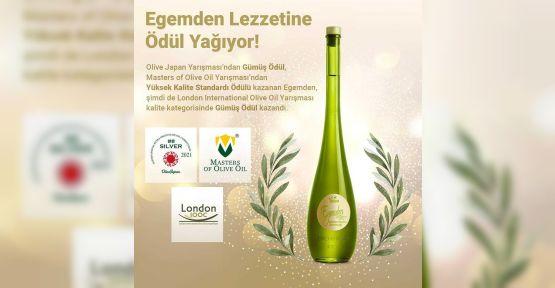 Yudum Egemden Lezzetine dünyanın saygın yarışmalarından 3 ödül birden!