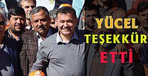 Yücel Yeniköy'de Vatandaşları Dinledi