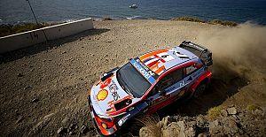 Dünya Ralli Şampiyonası'nın (WRC) 5. yarışı Türkiye Rallisi' Son hız Devam Ediyor.