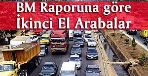 Tehlikeli ve kirli' kullanılmış arabalar Afrika'ya satıldı