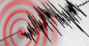 Akdeniz#039;de deprem!