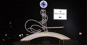 Gazipaşa-Alanya Havalimanı kavşağında ki ,Osmanlı tuğrası figürlü saat Neden Kaldırıldı?
