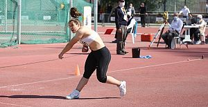 Seyfi Alanya Kış Atmalar Şampiyonası'nda gençlerden büyük başarı geldi.