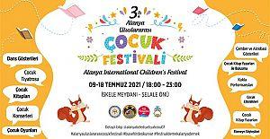 3. Alanya Uluslararası Çocuk Festivali...