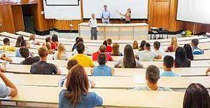 Üniversitelerde yüz yüze eğitim