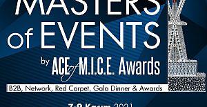 Masters of Events by ACE of M.I.C.E, 7-9 Kasım tarihlerinde gerçekleşecek.