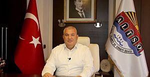 ALTSO Başkanı Şahin'in acı günü...