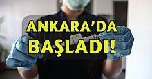 Ankara'da yapılmaya başlanan, korona aşısına talep patladı