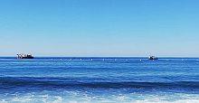 Derin deniz deşarj hatlarında bakım-onarım