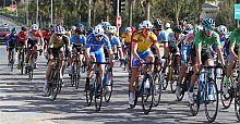 Velo Alanya Gençler Yol Bisiklet Yarışı yapıldı