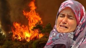 """Antalya Büyükşehir Belediye Başkanı Böcek: """"Yanıyoruz, bizi kurtarın; Antalya'yı, Manavgatı"""