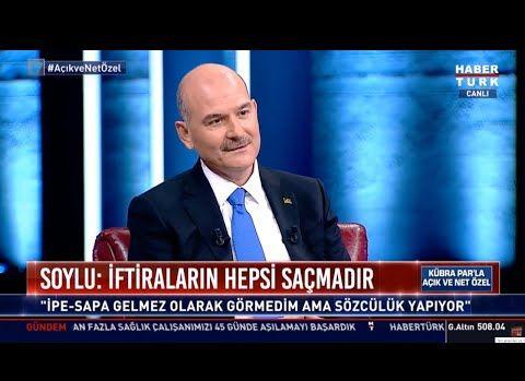 Süleyman Soylu - Habertürk TV Canlı Yayınının Tamamı